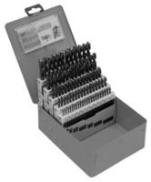 Coffret 91 pièces HSS 012 de 1 à 13 mm par 0.1