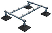 PYRAMID Kit support d'équipement