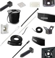 Colliers d'installation et accessoires électriques