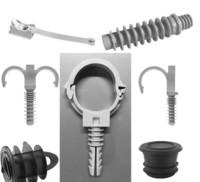 Accessoires tubes et gaines
