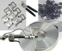 Colliers de ligature en rouleau