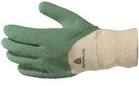 Gant Latex Vert