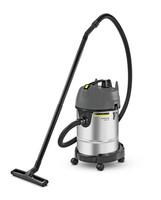 Aspirateur eau et poussière 1500 W, cuve 30 litres INOX