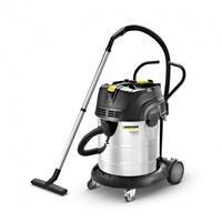 Aspirateur eau et poussière 2750 W, cuve 65 litres INOX
