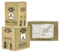Carton de 10 Kgs de chiffon blanc
