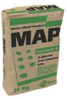 Mortier colle MAP Formule+ 25 kg