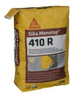 Mortier réparation structurale fin Monotop 410 R gris 25 kg