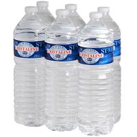 Pack de bouteilles d'eau plate
