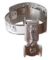 Collier d'équipotentialité pour diamètre 8 à 32 mm