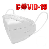 Masque protection respiratoire KN95 GB2626-2006/FFP2