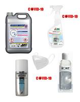 Produits spécial COVID-19