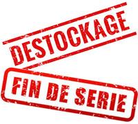 Destockage et fin de série