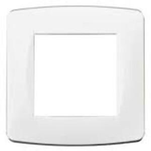 Plaque blanche 1 poste EUR'OHM 61895 esprit95.jpg